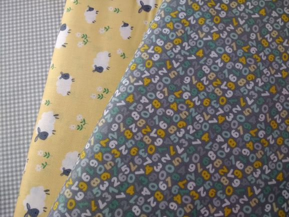 My Quilting Fabric