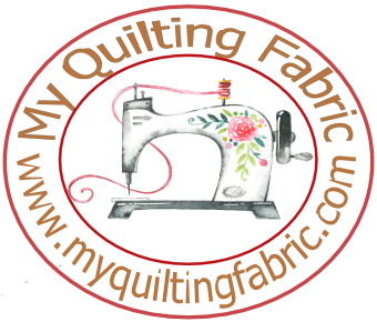 My Quilting Fabric Logo